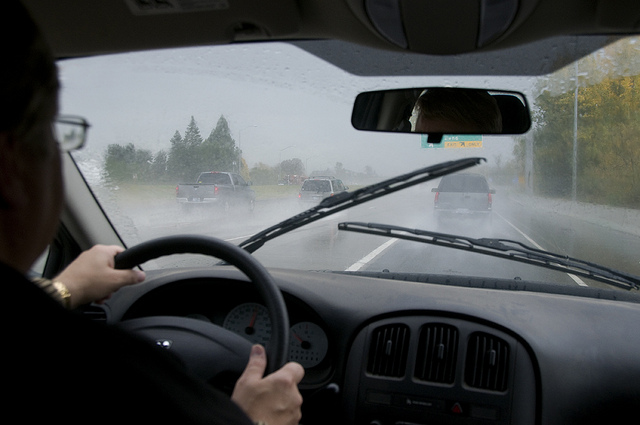 Safety Precautions When Driving In The Rain Blog