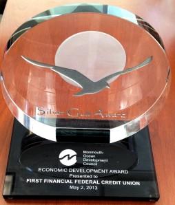 2013 Silver Gull Award