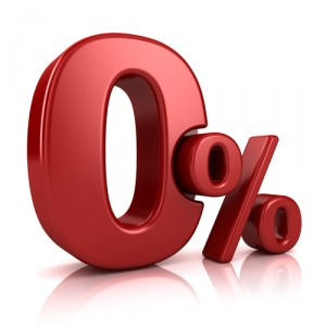 Things to consider before signing up for zero at the for Furniture 0 percent financing