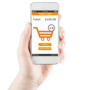 Concept of mobile shopping
