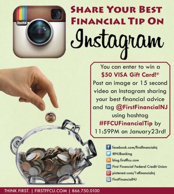 InstagramFinancialTipContest
