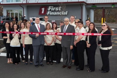 1st Financial - Howell Grand Openeing