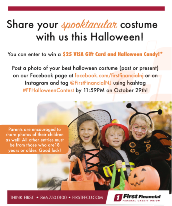 Halloween Contest Graphic