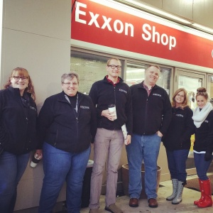 howell-freehold-exxon-staff-11-15-event